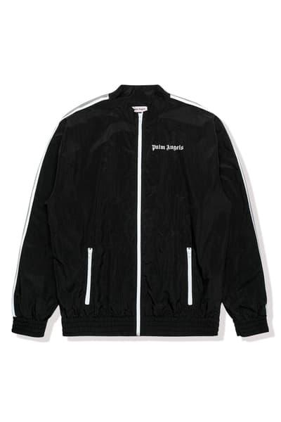 HBX Palm Angels Palm Island Capsule Collection Official Look Tracksuit T shirt Socks Pants Jacket Belt Hoodie