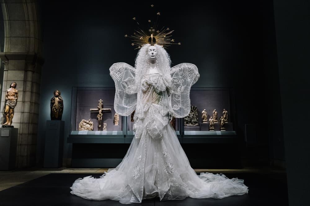 Met Gala 2018 Heavenly Bodies Exhibition Vogue