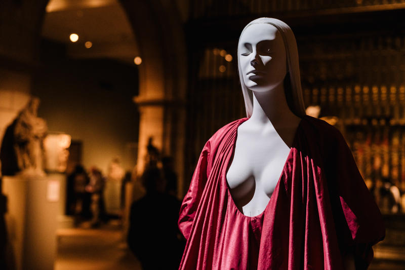 Met Gala 2018 Heavenly Bodies Exhibition Vogue