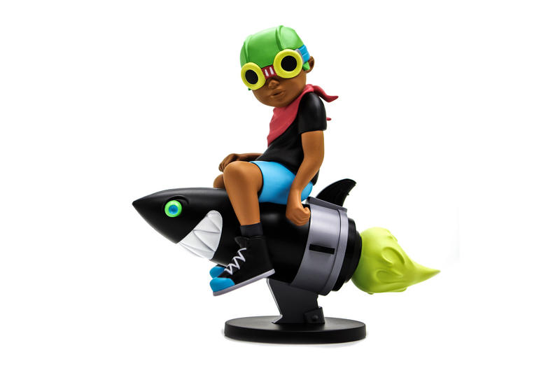 hebru brantley billionaire boys club bait beyond the beyond collectible toys figures