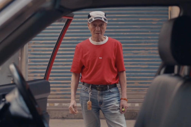 Helmut Lang Taxi Collection Hong Kong