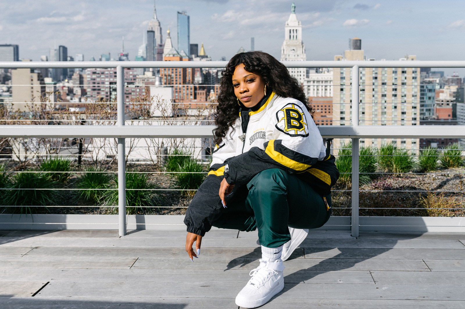 Shavone Charles HIDDEN HYPEBEASTS Instagram Twitter Blackbirds Music Culture Entertainment PR Nike Vintage Oversize