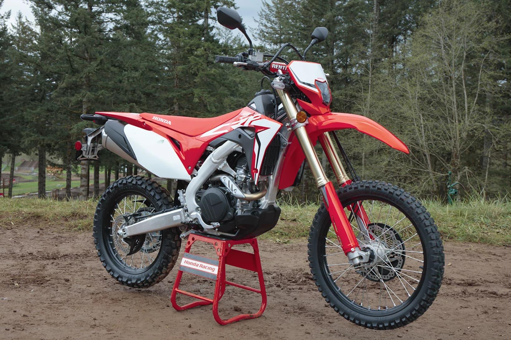 Honda To Release Street Legal Dirt Bike Hypebeast