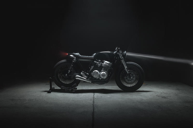 Honda Cb750 Cafe Racer >> 1978 Honda Cb750 K7 Wolf By Hookie Co Hypebeast