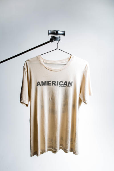 Hubble Studio This is America Inspired T-Shirt 2018 fashion childish gambino