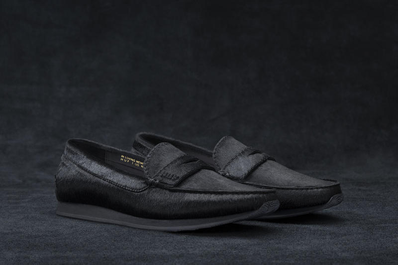 HUF Dylan Rieder Driver Calf Hair may 26 27 29 2018 release date info drop sneakers shoes footwear vibram loafer signature