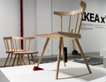 Virgil Abloh's IKEA Chair Is Actually an Iconic 1950s Design According to Diet Prada