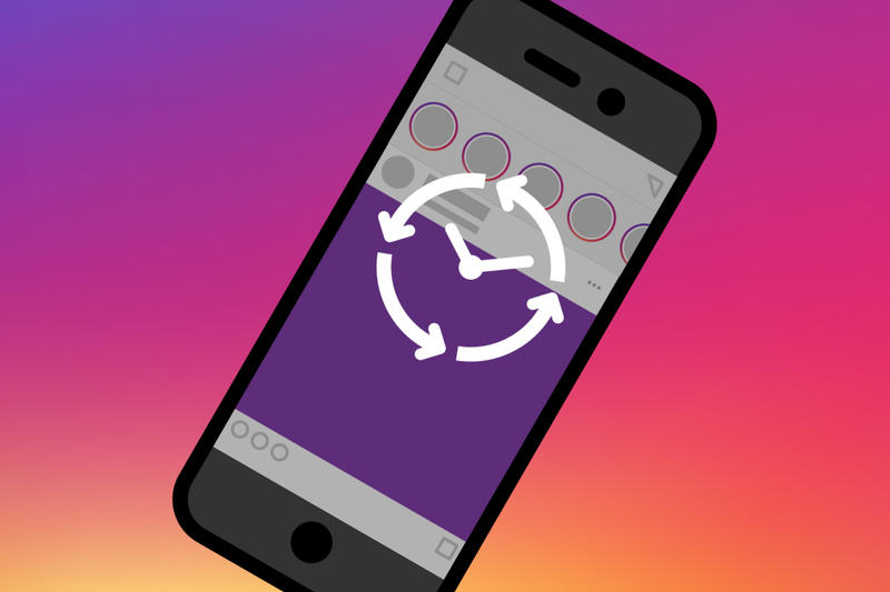 Instagram Insight Feature Usage time spent social media app