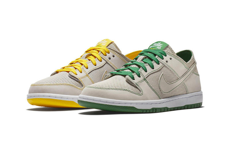 half off b811d 51bc7 Ishod Wair Nike SB Dunk Low Pro Decon Mismatch Release Date skateboarding