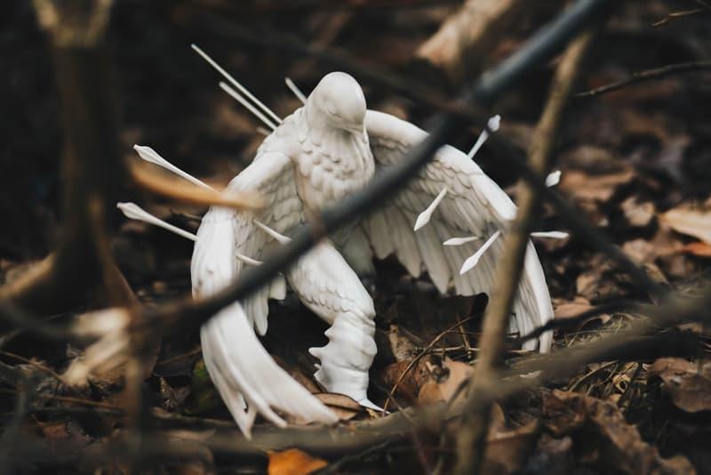 jeffstaple james jean jasper wong mighty jaxx washizu collectible figure bone white art objects