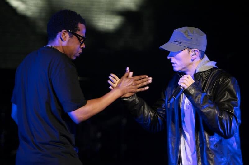 Jay-Z Eminem Harvey Weinstein The Weinstein Company lawsuit
