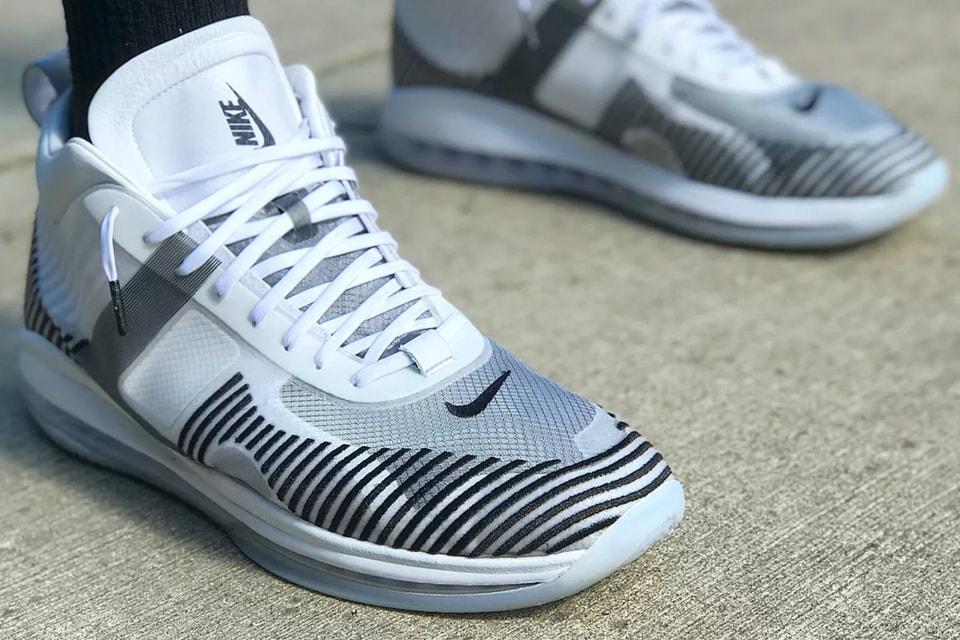 huge discount d012b 1c981 John Elliott x Nike LeBron Icon Closer Look   HYPEBEAST