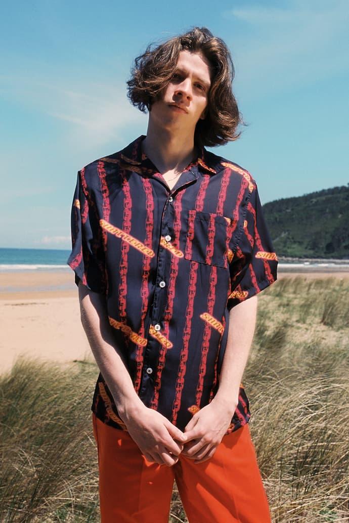 Jon Kemuri Spring/Summer 2018 Collection Lookbook Menswear fashion SS18 streetwear