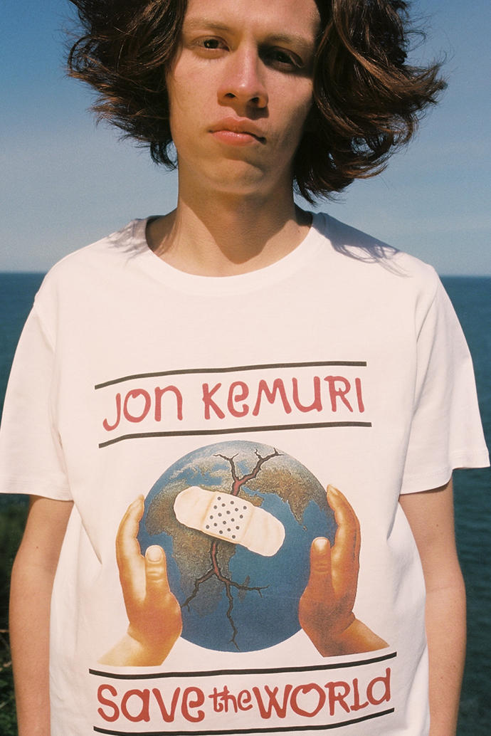 Jon Kemuri Spring/Summer 2018 Collection Lookbook Menswear fashion SS18 streetwear