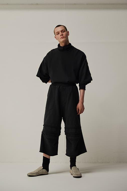 JULIUS Resort 2019 Collection Lookbook Japanese style fashion oversized