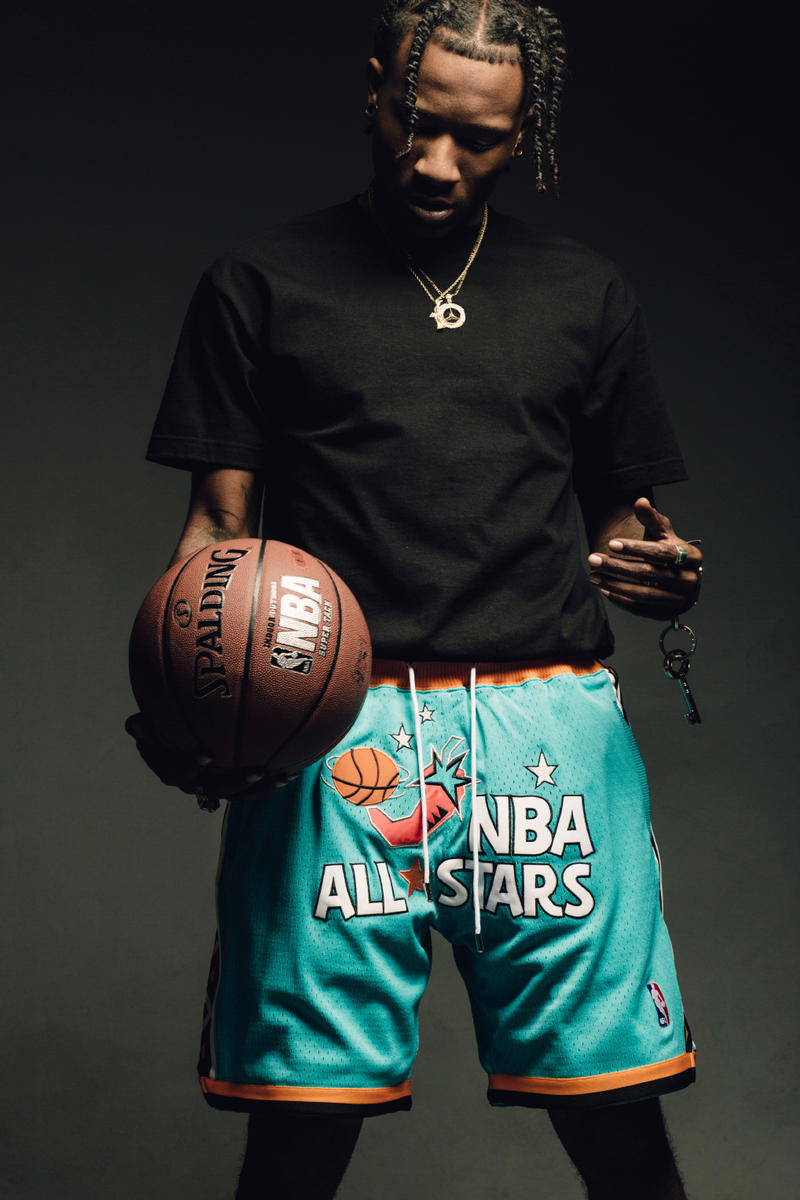 34f3de9df Just Don Mitchell and Ness The No Name Collection Feature Las Vegas LV  Editorial Lookbook Jerseys