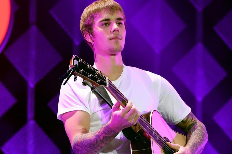 Justin Bieber's Leaked Tour Rider Purpose Tour Mumbai