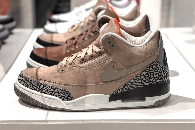 official photos 21d5e 8b5b0 Nike Air Jordan 3 | HYPEBEAST