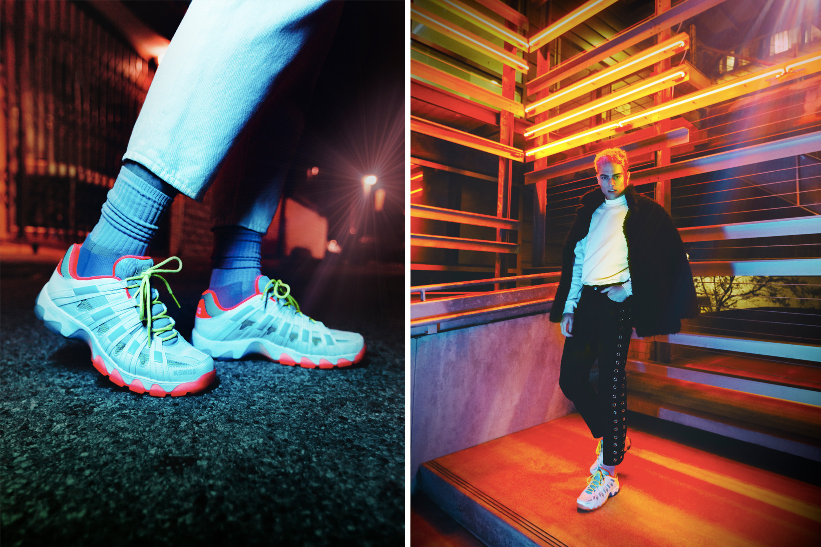 K-Swiss Introduces the ST429 Sneaker