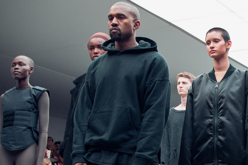 Kanye West YEEZY Season 7: Behind The Scenes Twitter Video Amina Blue Clips Preview Collection adidas Watch Stream Video MTV