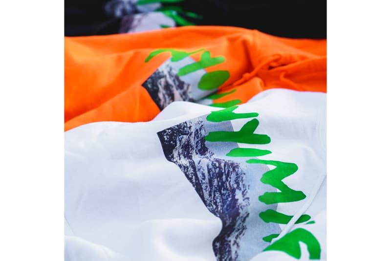 kanye-west-wyoming-album-listening-party-merch-orange-white-black-hoodie