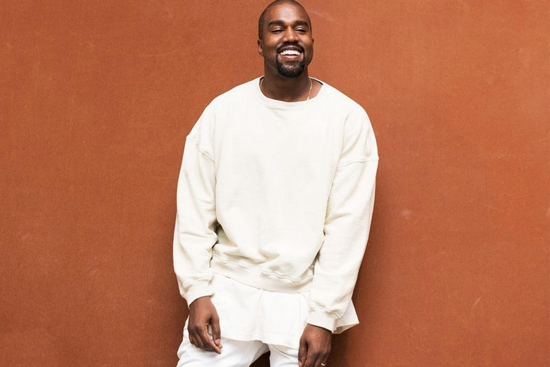Kanye West YEEZY Home Architecture arm twitter tweet may 6 2018