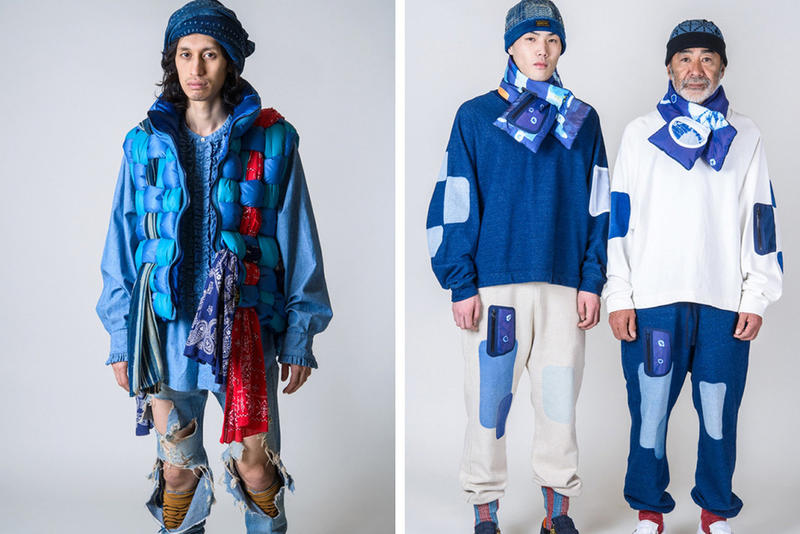 Kapital Fall Winter 2018 Lookbook collection release date info drop