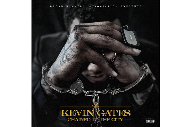 Kevin Gates Chained to the City EP