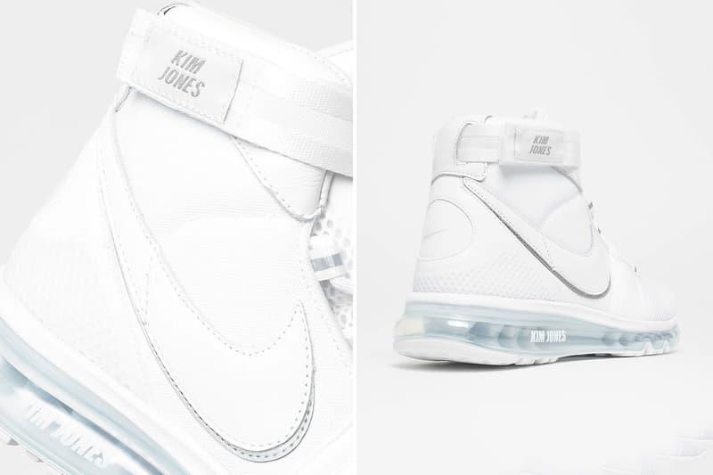 81c03d398a Kim Jones Nike Air Max 360 Hi Europe release date nikelab dover street  market nike sportswear