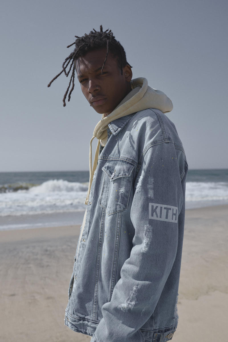 KITH 2018 Spring Collection Lookbook ronnie fieg fashion 2018 may