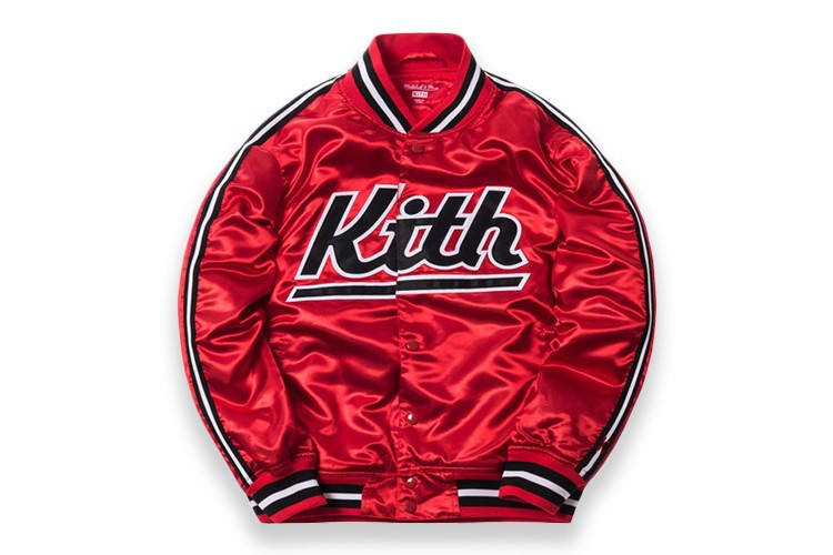 KITH x Mitchell & Ness Collection