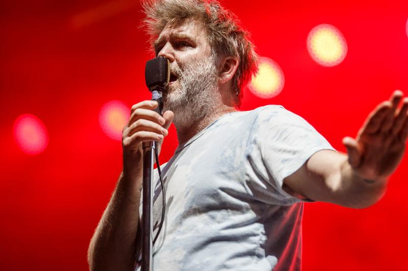 LCD Soundsystem American Dream Call the Police James Murphy Electro