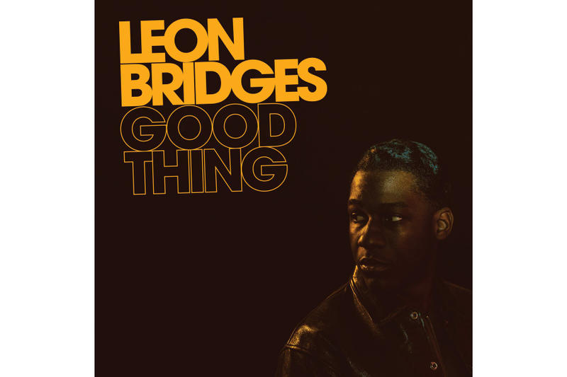 Leon Bridges Good Thing Album Stream download listen lp singer cover art
