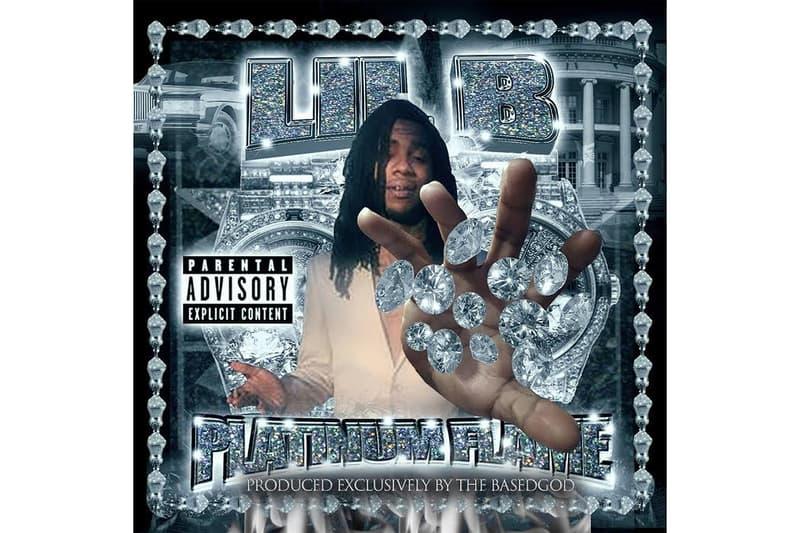 Lil B Platinum Flame Mixtape 2018 may music the basedgod stream