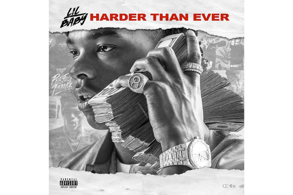 Lil Baby Harder Than Ever Tracklist track list 2018 release date info drop