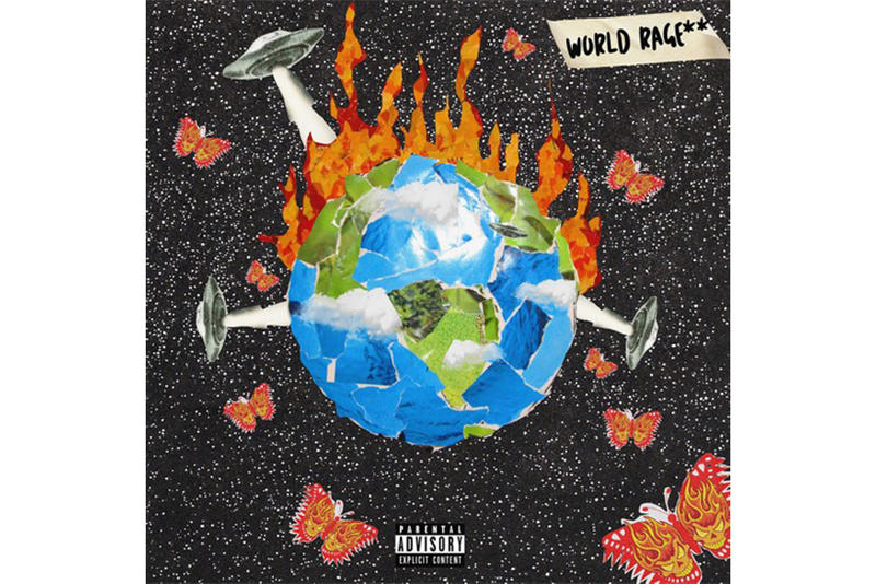 Lil Skies World Rage Single Stream may 21 2018 release date info drop debut premiere soundcloud