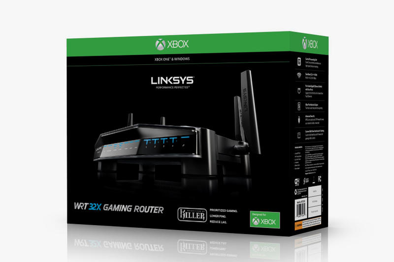Linksys New Gaming Router Prioritizes Xbox One Traffic