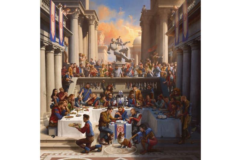 Logic 'Everybody' Neil Degrasse Tyson Streaming