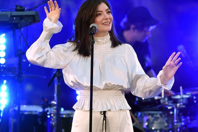 Lorde Teases Upcoming Single Dropping Friday Melodrama