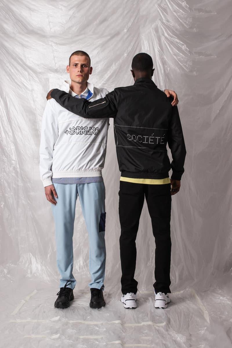 L'ORIGINE's Summer 2018 Collection Lookbook streetwear hoodie t-shirt release date ghana spring