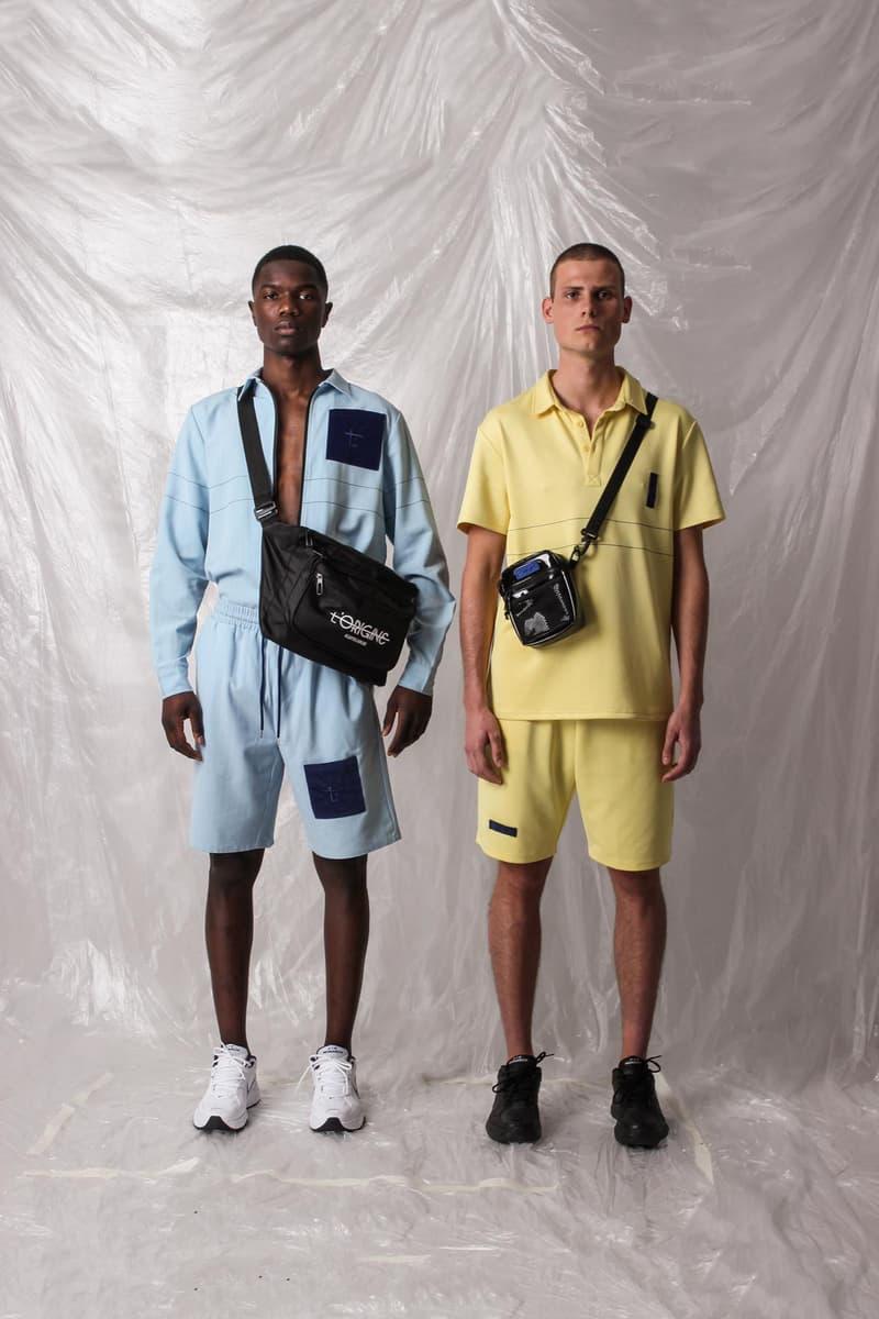 L ORIGINE s Summer 2018 Collection Lookbook streetwear hoodie t-shirt  release date ghana spring d06eea22ad6