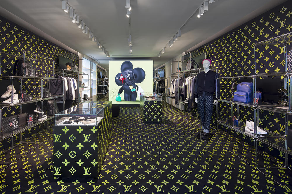 Louis Vuitton Pre Fall Winter 2018 SoHo Pop Up Shop release date info drop new york city ny nyc