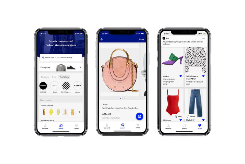 LVMH Invests Equity Fashion Search Platform Lyst Investment Gucci Prada Louis Vuitton Moet Hennessey Alexandre Arnault