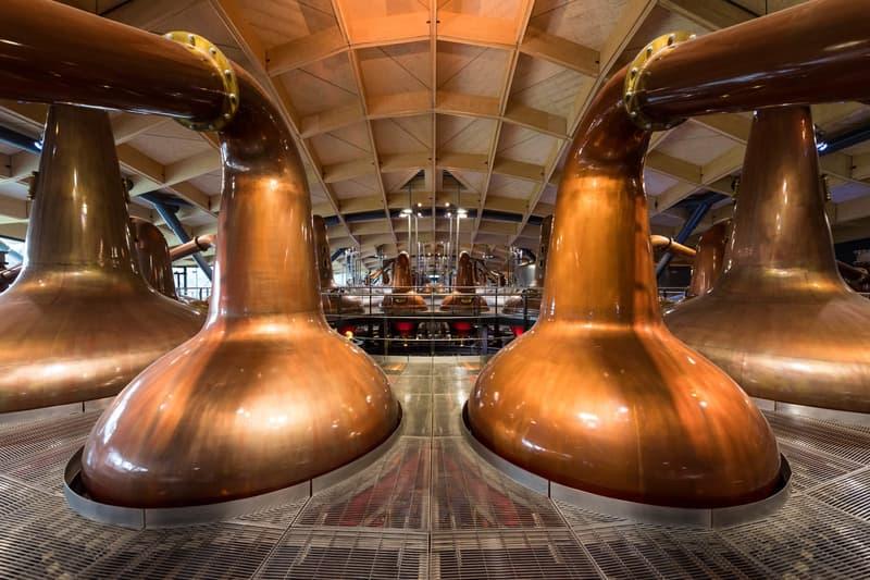 The Macallan new 255 million dollar distillery 2018