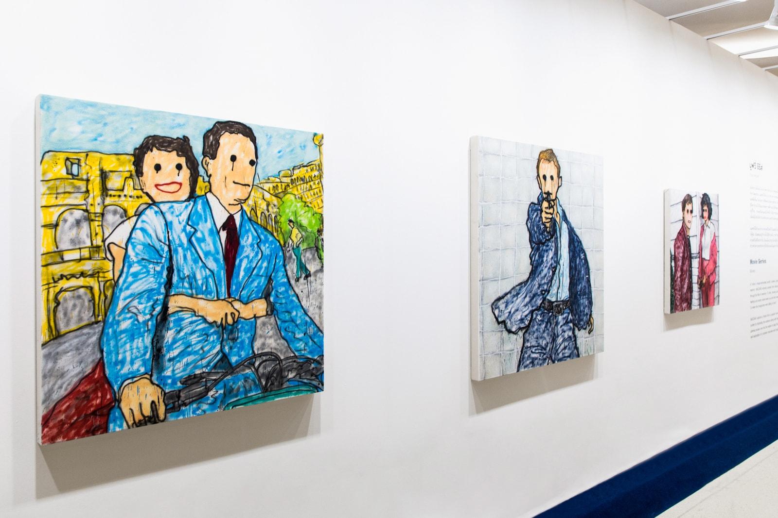madsaki kaikai kiki interview bangkok thailand central embassy galerie perrotin