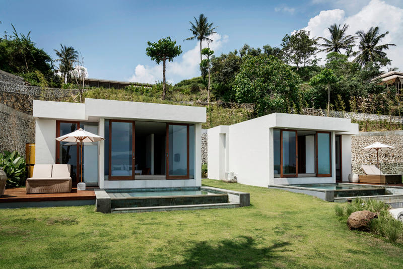 Maleo Residence Mitchel Squires Associates West Praya Indonesia Houses Wooden Modern Interior Swimming Pool Balcony Exterior Greenery Trees Mountainous Sea View Wellness Retreat Minimalist Design