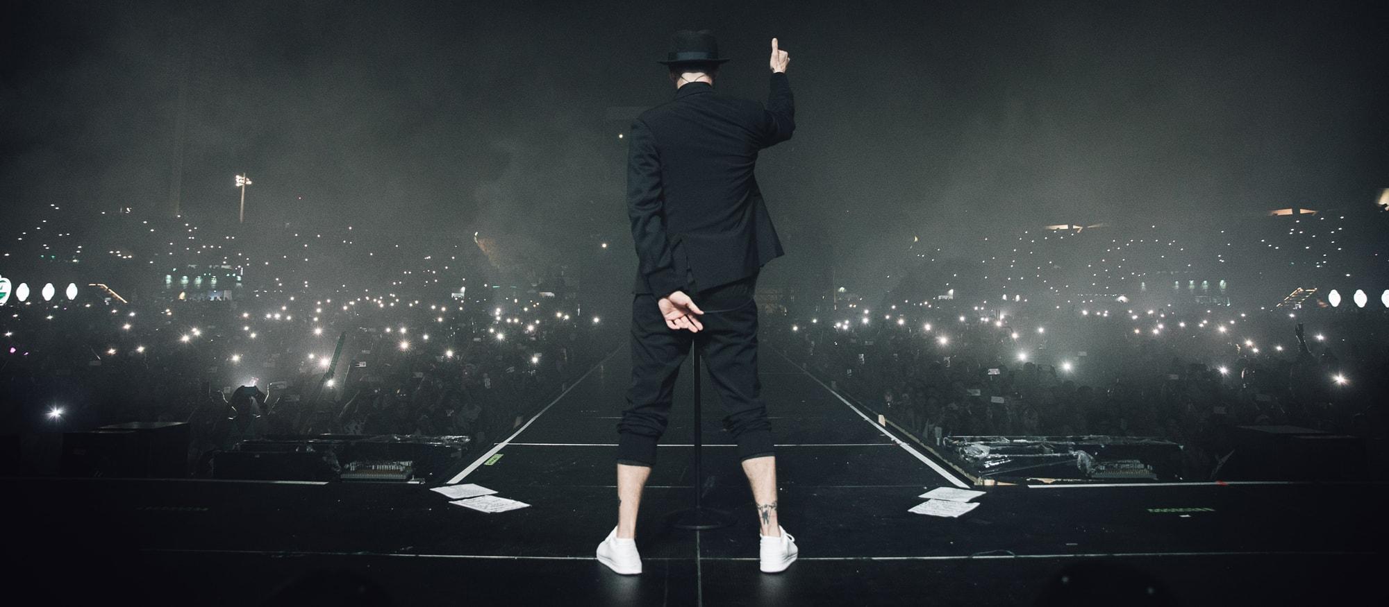 Mark Nguyen marklashark Justin Timberlake Man of the Woods Tour Air Jordan 3 JTH Diddy Bad Boy Melrose Los Angeles Barbershop Maybe Tomorrow Photographer Photography Music Rap Hip Hop Super Bowl LII Stage