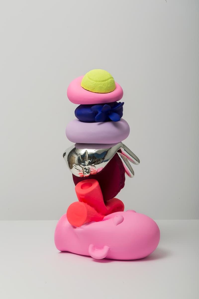 mark whalen grab bag arsham fieg gallery exhibition art artworks sculptures