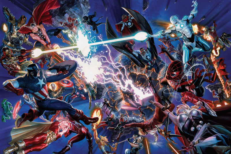 Marvel Cinematic Universe MCU Phase 4 Film Synopsis Storyline Adaptation possible