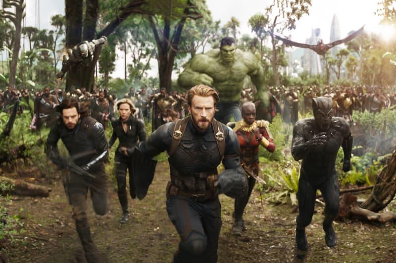 Marvel President Studios Cinematic Universe Avengers Infinity War Kevin Feige Black Panther Captain America Thor